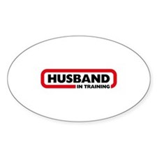 Husband in Training Decal