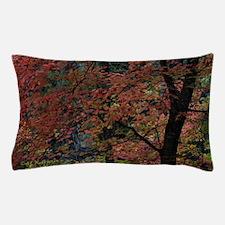 Fall Oak Tree Pillow Case