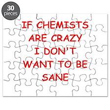 CHEMIST Puzzle
