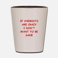 CHEMIST Shot Glass