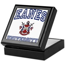 EANES University Keepsake Box