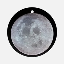 Moon from Apollo 11 Christmas Tree Ornament