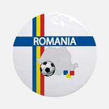 00-but-rom-soccer01.png Ornament (Round)