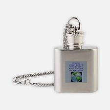CHEMISTRY Flask Necklace