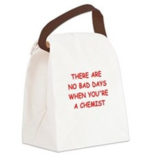 CHEMIST Canvas Lunch Bag