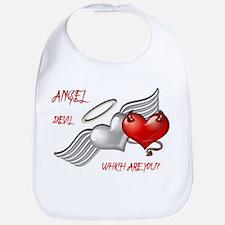 Angel Devil Which are YOU.JPG Bib