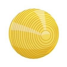 "00-but-croq-yellow.png 3.5"" Button"