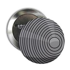 "00-but-croq-black.png 2.25"" Button (10 pack)"