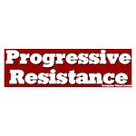 Progressive Resistance Sticker