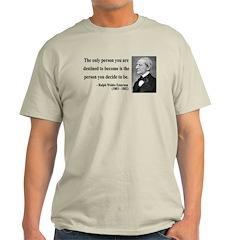 Ralph Waldo Emerson 2 T-Shirt