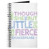 Fierce Journals & Spiral Notebooks