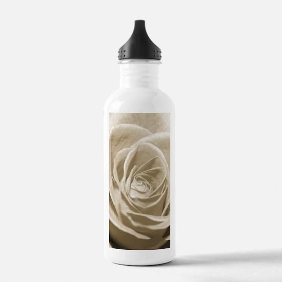 Sepia Rose Water Bottle
