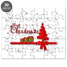 Christmas Balls Puzzle