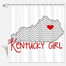 KY Girl Shower Curtain
