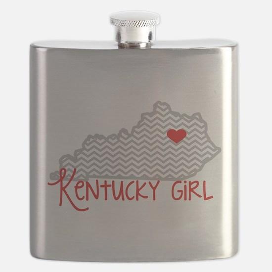 KY Girl Flask