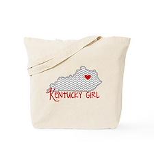 KY Girl Tote Bag