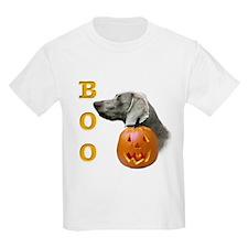 Weimaraner Boo T-Shirt