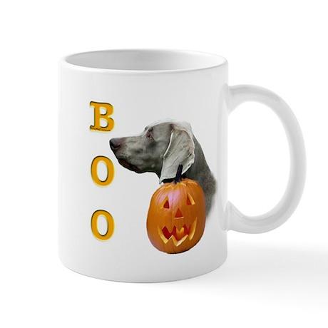 Weimaraner Boo Mug