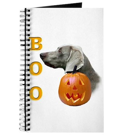 Weimaraner Boo Journal