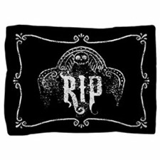 r-i-p_t.png Pillow Sham