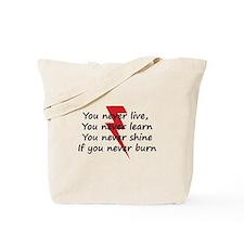 Funny Shine Tote Bag