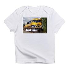 Just loco: Alaska locomotive Infant T-Shirt