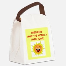 ENGINEERS Canvas Lunch Bag