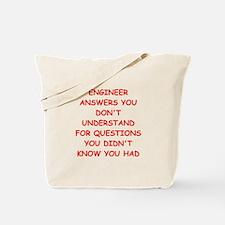 ENGINEER1 Tote Bag