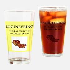 ENGIEERING Drinking Glass