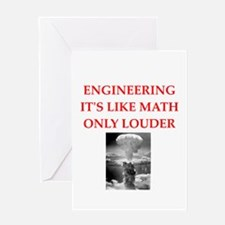 EBGINEER Greeting Cards