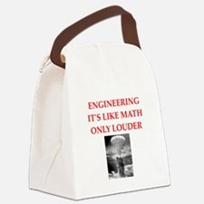 EBGINEER Canvas Lunch Bag