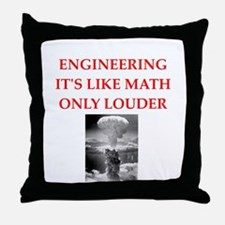 EBGINEER Throw Pillow