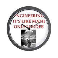 EBGINEER Wall Clock