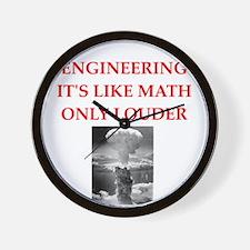 EBGINEER Wall Clock