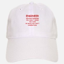 ENGINEER Baseball Baseball Baseball Cap