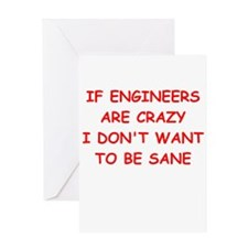 ENGINEERS Greeting Cards