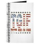 TGIF Thank God I'm Free Journal