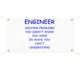 Engineer Banners