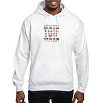 TGIF Thank God I'm Free Hooded Sweatshirt