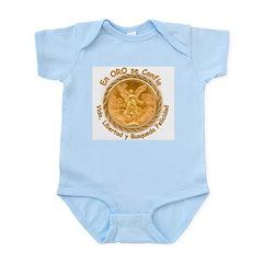 Mex Oro Infant Bodysuit