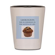 GEOLOGISTS Shot Glass