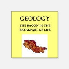GEOLOGY Sticker