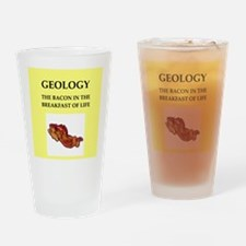 GEOLOGY Drinking Glass