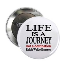 """Life is a Trip 2.25"""" Button"""