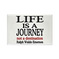 Life is a Trip Rectangle Magnet