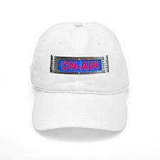 On-Air Broadcasting Sign Baseball Cap