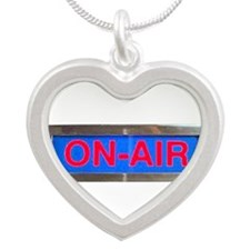 On-Air Broadcasting Sign Necklaces