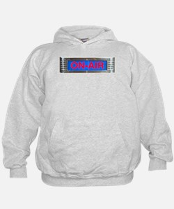 On-Air Broadcasting Sign Hoodie