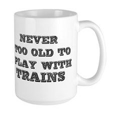 Play With Trains MugMugs