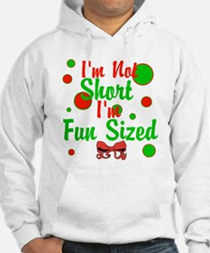 Im Not Short Im Fun Sized Hoodie